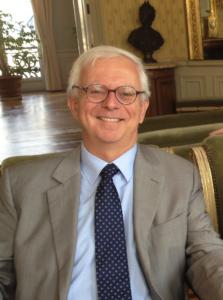 Etienne Béchet de Balan - Président de l'AOVi
