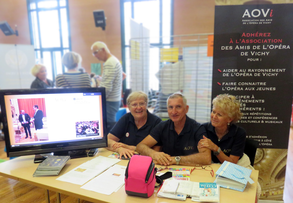 Forum des Associations Vichy 2019