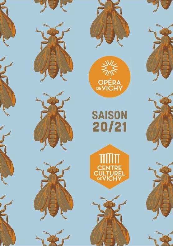 Opéra de Vichy saison 2020/2021